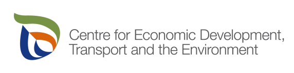 Centre for Economic Development, Transport and the Environment logo